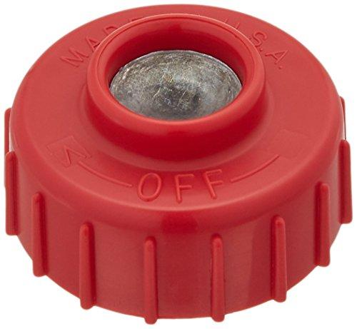 - Oregon 55-816 Red String Trimmer Bump Head Knob Attachments