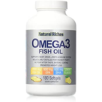 Nutriflair omega 3 fish oil supplement for Fish oil joints