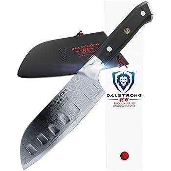 DALSTRONG Mini Santoku Knife - Shogun Series - 5