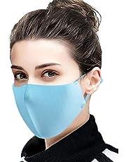 Auifor Bolsa de actividad de seguridad para exteriores lavable y reutilizable, suave, transpirable y a prueba de polvo