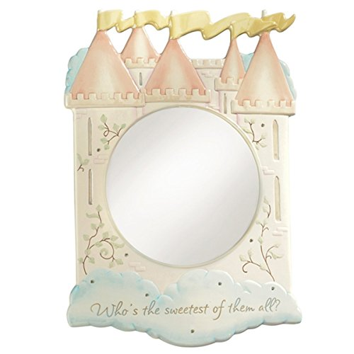 - Once Upon a Time - Princess Castle Frame Mirror 'Sweetest of them all'