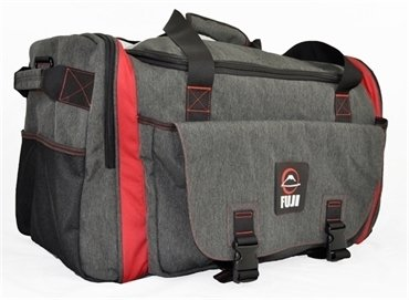 Fuji Bag - Fuji Sports High Capacity Duffle Bag - Gray
