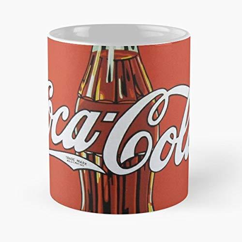 Coca Cola Ceramic Mug - Cocacola Coca Cola - Morning Coffee Mug Ceramic Best Gift 11 Oz