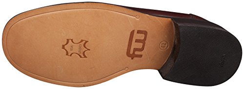 35fd244d16d Frank Wright Parker Loafers 20043 Brown Matt Mens Leather Smart Casual Shoes   Amazon.co.uk  Shoes   Bags