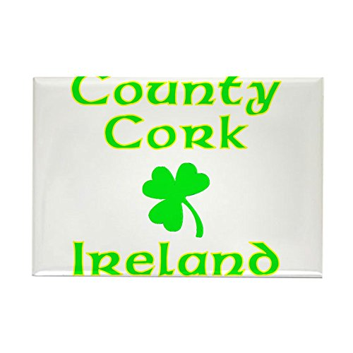 CafePress - County Cork, Ireland - Rectangle Magnet, 2