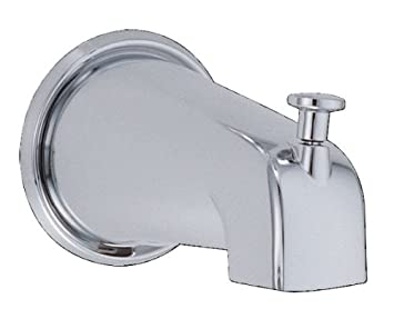 wall mount bathtub faucet with diverter. Danze D606425 Wall Mount Tub Spout with Diverter  8 Inch Chrome