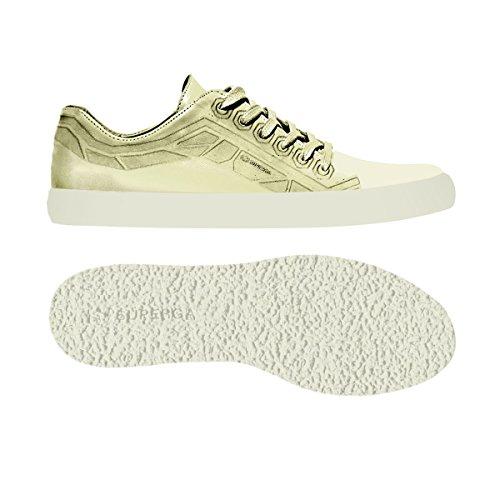 Sneakers - 2780-3d Specchiom Seok Gold
