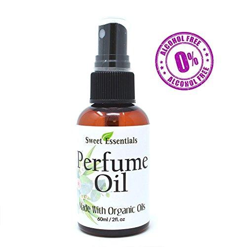 - Orange Blossom - Jo-Malone Type | Fragrance/Perfume Oil | 2oz Made with Organic Oils - Spray on Perfume Oil - Alcohol & Preservative Free