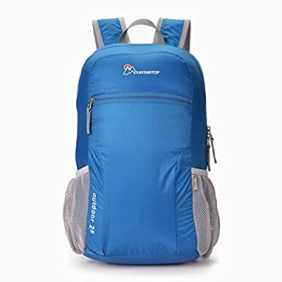 Mountaintop Lightweight Daypack 25L