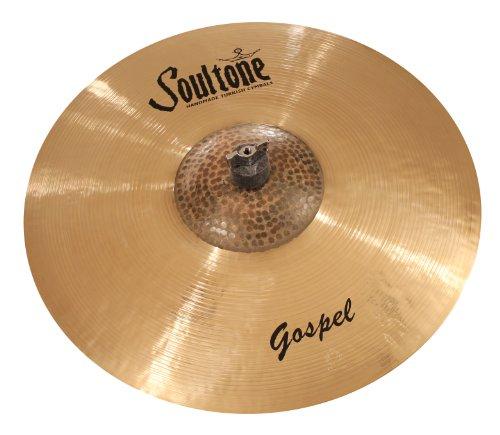 """Soultone Cymbals GSP-CRS16-16"""" Gospel Crash from Soultone Cymbals"""