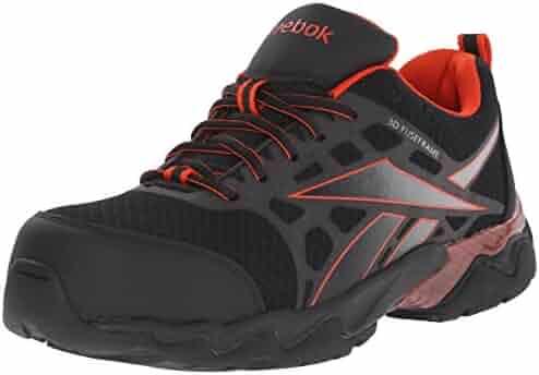 94692049222 Reebok Work Men s Beamer RB1061 ESD Athletic Safety Shoe