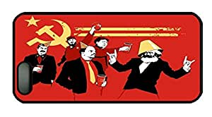 iPhone 6 4.7 Cases & Covers THE COMMUNIST PARTY Custom PC Hard Case Cover for iPhone 6 4.7 Black