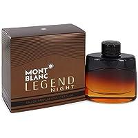Montblanc Legend Night by Mont Blanc 1.7 oz Eau De Parfum Spray For Men