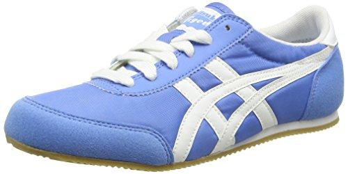 Asics  Track Trainer, Jungen Leichtathletikschuhe , - ELECTRIC BLUE/WHITE - Größe: Electric Blue/White