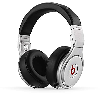 Beats Pro Wired Over-Ear Headphone - Lil Wayne Red/Black (Discontinued by Manufacturer) (Certified Refurbished)