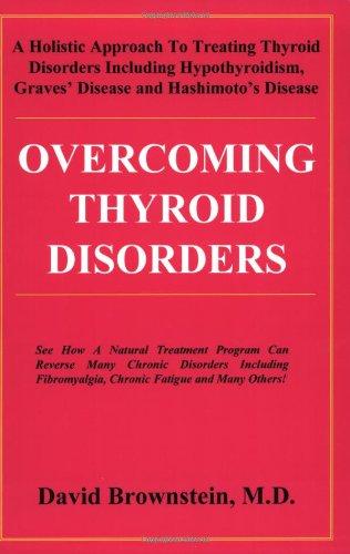 Overcoming thyroid disorders david brownstein 9780966088229 overcoming thyroid disorders david brownstein 9780966088229 amazon books fandeluxe Gallery