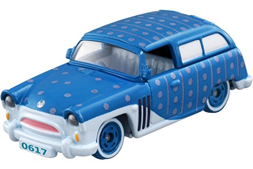 TAKARA TOMY Tomica Disney Motors Lagoon wagon - Lagoon Disney