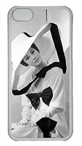 diy phone caseAudrey Hepburn iphone 5/5s PC transparent Case, Designer iphone 5/5s casediy phone case