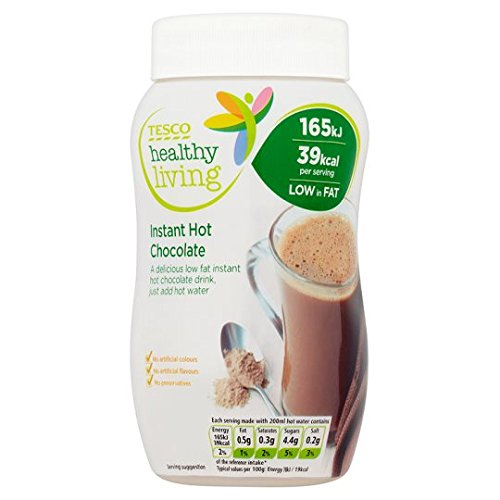 Tesco Healthy Living Hot Chocolate Drink 300g