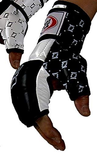 FAIRTEX MMA GRAPPLING GLOVES - FGV17 - BLACK (MEDIUM)