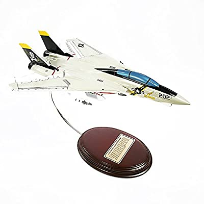 Mastercraft Collection F-14A Tomcat Jolly Rogers Model Scale:1/62