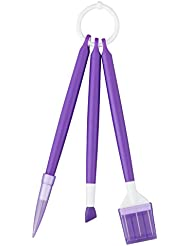 Wilton Cookie Decorating Tool Set, 3-Piece Cookie Decorating Supplies