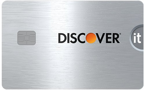 Discover it®  Student chrome (My Bill Pay Store Amazon Card)