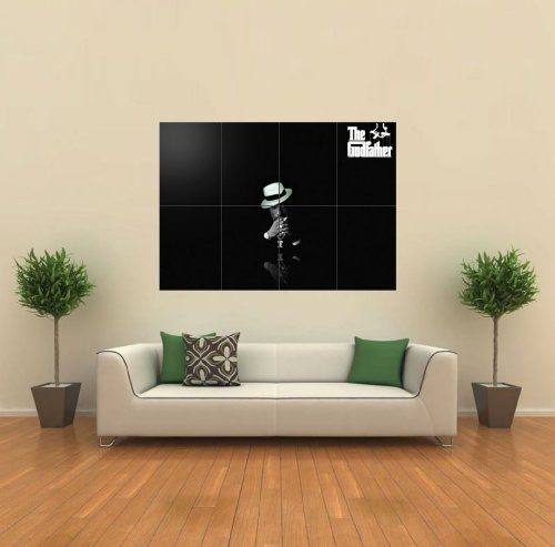 Tupac The Godfather Giant Wall Art Print Poster