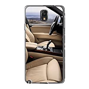 Galaxy Note3 Bmw X5 Interior Print High Quality Tpu Gel Frame Cases Covers by lolosakes