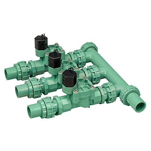 046878572539 - Orbit 57253 3-Valve Heavy Duty Preassembled Manifold carousel main 0