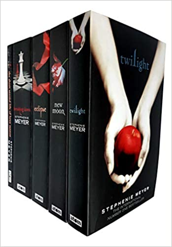 Twilight Pack, 5 books, RRP 36.95 Breaking Dawn; Short Second Life Of BreeT...: Amazon.es: Libros
