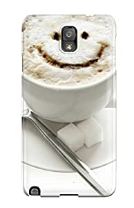 New Arrival Case Cover With PnrkzOK101jAkMD Design For Galaxy Note 3- Drink