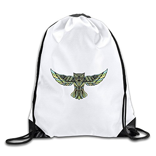 BENZIMM The Flying Eagle Drawstring Backpacks/Bags - Outstretched Wings