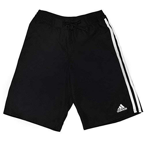 (adidas Boys Boardshorts Black Large )