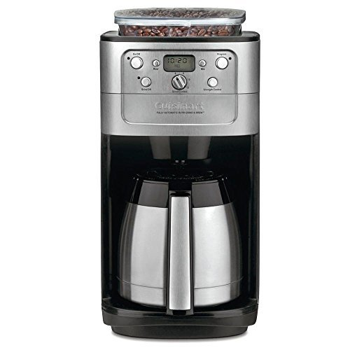 Cuisinart DGB-900BC Grind-and-Brew 12-Cup Automatic (Ace Automatic Coffee Maker)