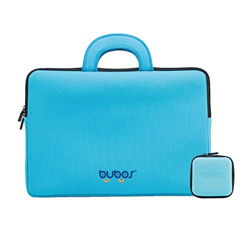BUBOS 14-15.4 Inch Laptop Sleeve with Handle,Waterproof Case Notebook Bag Compatible with MacBook Pro 15 / Surface Book 2 15, Ultrabook Chromebook HP Lenovo Asus Acer Samsung Dell