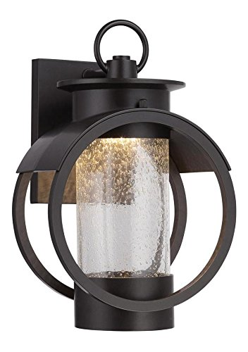 Burnished Bronze Arbor 1 Light ADA Compliant Lantern Wall Sconce