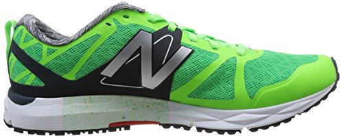 New Balance M1500 D - Zapatillas de running de material sintético para hombre verde - Grün (GS GREEN/ORANGE)