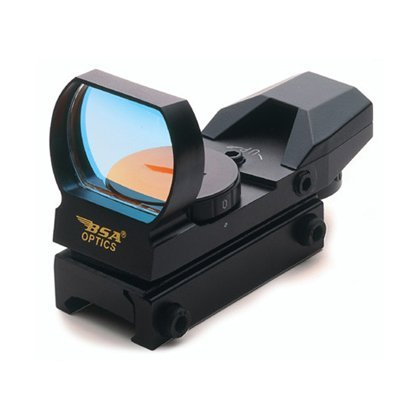 Multi Sight Bsa Reticle - BSA Panoramic Multi-Reticle Sight by BSA Optics