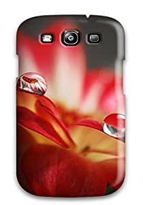 Awesome Design Picture Macro Hard Case Cover For Galaxy S3