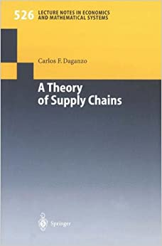 Descargar Libros Gratis Para Ebook A Theory Of Supply Chains PDF Gratis Descarga
