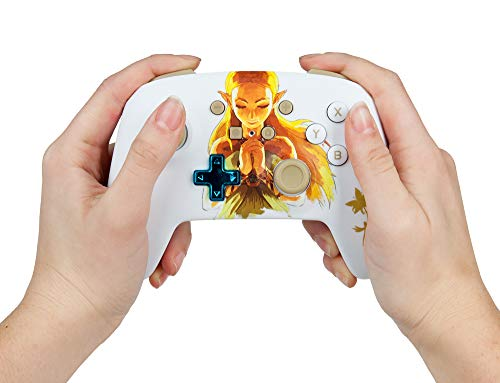 PowerA Enhanced Wireless Controller for Nintendo Switch - Princess Zelda 4