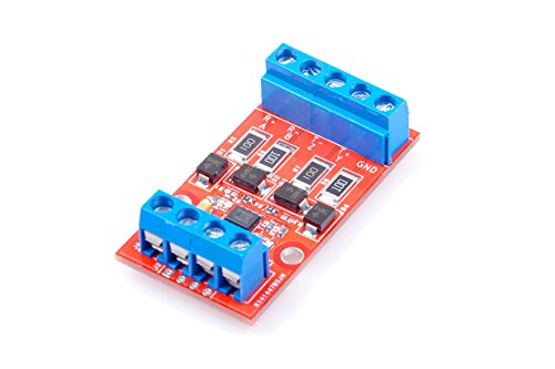 RS422 to TTL / UART / MCU Serial Port Signal Mutual Conversion Module With Over-voltage Over-current (Over Voltage Protection)