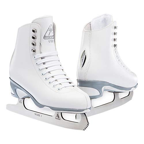 Jackson JS 151 SoftSkate Girls Figure Ice Skates (Size 2) (Jackson Figure Ice Skates)