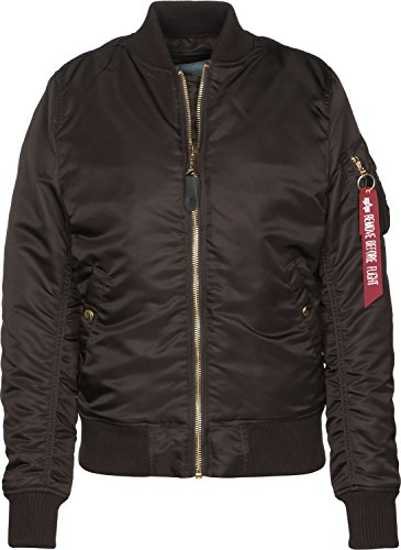 Pm 1 Wmn Ma Femme Alpha Industries Vf Brown Veste Vintage YqIw7YBxO