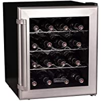 Koldfront 16 Bottle Thermoelectric Freestanding Wine Cooler