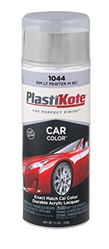 PlastiKote 1044 GM Light Pewter Metallic Base Coat Automotive Touch-Up
