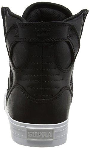 White Black Black Zapatillas Supra Bkw qSgwnt1