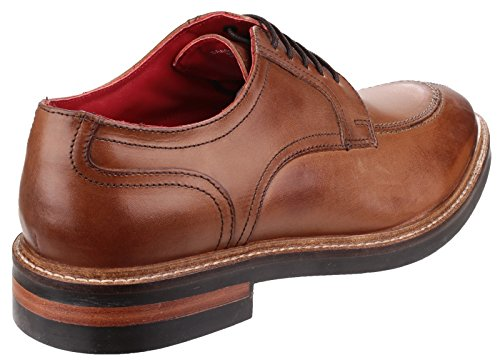 Base London - Zapatos de cordones para hombre beige - Tostado