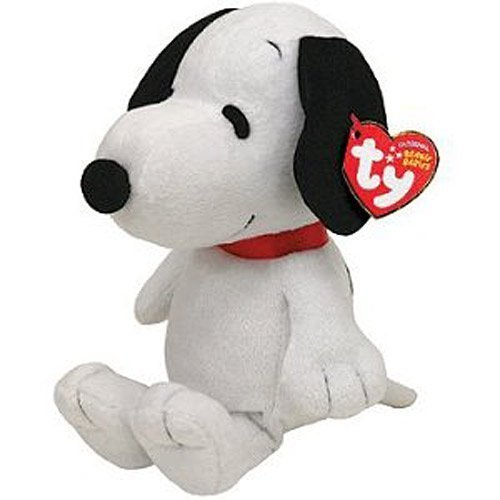 Ty Beanie Baby Snoopy with Sound by Ty